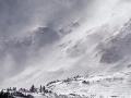 Meteorológovia varujú: V oblasti Tatier platí výstraha, pozor aj na snehové jazyky a záveje