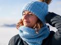 Predpoveď počasia pre najbližšie týždne: Zmenu teplôt ani návaly snehu neočakávajte