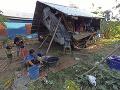 Hrozivá bilancia po tajfúne na Filipínach: Počet obetí stúpol, 12 ľudí je nezvestných