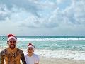 Triatlonista Filip Šebo a speváčka Emma Drobná strávili Vianoce v Austrálii