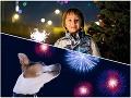 Ohňostroje v slovenských mestách: Hluk trápi zvieratá, ohrozené sú aj deti, inde ich dokonca zrušili