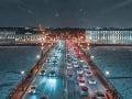Napätá situácia v Petrohrade: Vyhrážky bombou, evakuovali pôrodnice, súdy a stanice metra