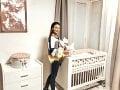 Daniela Nízlová sa v roku 2020 stane mamou
