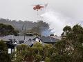 Lesné požiare v Austrálii neutíchajú: Nový Južný Wales vyhlásil núdzový stav