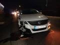 FOTO Nového roka sa už nedožijú: Pri dopravnej nehode v obci Mokrá Lúka zahynuli dvaja chodci