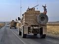 Americkí vojaci opúšťajúci Sýriu