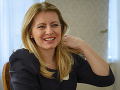 Prezidentka Čaputová má jasno: Úradnícka vláda či predčasné voľby môžu nastať, neželám si ich však
