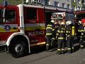 Hasiči mali na Silvestra plné ruky práce: Spolu mali 138 výjazdov, zasahovali najmä pri požiaroch