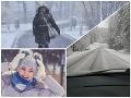 Víkendová PREDPOVEĎ: Na Slovensko mieri snehová nádielka! Tieto lokality zasype najviac