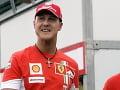 Aktuálna FOTO Michaela Schumachera