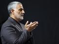 Irán v tom má jasno: Odpoveďou na zabitie Solejmáního bude útok na vojenské ciele