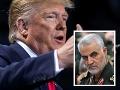 Solejmání zrejme plánoval útoky na štyri americké ambasády, povedal Trump