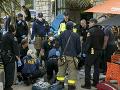 AKTUÁLNE Ďalší útok nožom: FOTO V Texase zomrel jeden človek, polícia šialenca zadržala