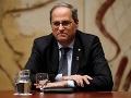 Katalánsky premiér skončil: Torrovi zakázali vykonávať funkciu