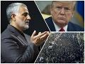 Ďalší útok na ambasádu v Bagdade: USA aj Irán hrozia odvetou, Trump sľubuje sankcie pre Irak