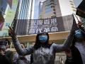 Hongkong by si mohol udržať osobitný štatút aj po roku 2047, tvrdí jeho správkyňa Lamová
