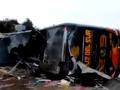 VIDEO Tragická nehoda autobusu: Zomrelo 16 ľudí vrátane dvoch Nemcov
