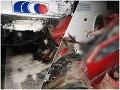 Tragédia na Troch kráľov: FOTO Šofér (†44) auta neprežil zrážku s autobusom