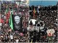 MIMORIADNE V Iráne odložili pohreb s krvavým generálom! 32 mŕtvych a desivý odkaz USA