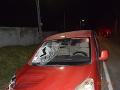 FOTO Vodič jazdil opitý: Namerali mu 2,27 promile, zrazil troch ľudí
