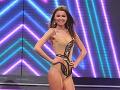 Diana Kačurová súťažila s číslom 10.