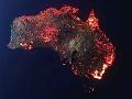 Ohnivé peklo v Austrálii: Pre požiare vyzvali na evakuáciu 240 000 ľudí v štáte Viktória
