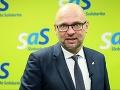 SaS na dnešnej konferencii predstaví volebný program: Má byť návodom na lepšie Slovensko
