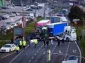 Autodopravcovia budú do odvolania blokovať cesty: Chcú zablokovať všetky hraničné priechody