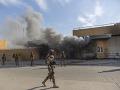 MIMORIADNE Ďalší útok, Bagdad zasiahli rakety! Len sto metrov od americkej ambasády
