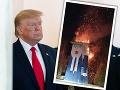 Je po všetkom: Slovinského Donalda Trumpa stihol trpký osud, upálenie v rodnej krajine prvej dámy