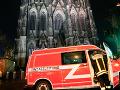 Panika v Kolíne nad Rýnom: Občan nahlásil požiar dómu, veľký zásah hasičov bol ale zbytočný