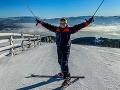 Tomáš Bezdeda je aktívnym lyžiarom.