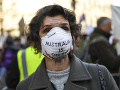 Austrálčania vyšli do ulíc, búria sa: Protestujú proti klimatickej politike vlády
