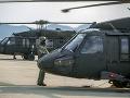 V Prešove pristáli posledné tri vrtuľníky Black Hawk: Ide o naplnenie kontraktu s USA