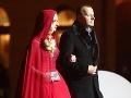 Boris Kollár sa na červenom koberci objavil v spoločnosti dcéry Alexandry. Tá sa kvôli šatám stala terčom vtípkov.