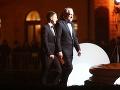 FOTO Prvý gay pár na Plese v opere 2020: Známy Slovák prišiel s priateľom!