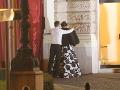 Marek Fašiang sa zachoval ako pravý džentlmen a svojej mame poskytol sako.
