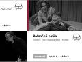 V sobotu o 19:00 hod. začínalo predstavenie Veselé paničky Windsorské, v ktorom Jozef Vajda hrá.
