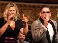 Hostí na Plese v opere zabavili aj Tereza Černochová a Matěj Ruppert.