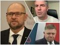 Politici k dnešnému procesu s Kuciakom: Fico hovorí o opozičnom tancovaní na hroboch mladého páru