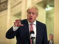 Johnson navštívil Severné Írsko: Krajine sľubuje po obnovení vlády žiarivú budúcnosť