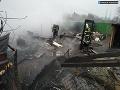 Obrovská tragédia v Košiciach: FOTO Pri požiari zahynuli tri deti