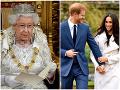 Superrýchla reakcia kráľovnej na odchod Harryho a Meghan: Vyškrtli ich zo zoznamu!