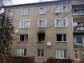 Ďalšia rana pre ťažko skúšaný Prešov: Požiar bytu si vyžiadal evakuáciu obyvateľov