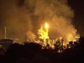 MIMORIADNE Obrovský výbuch chemickej továrne neďaleko katalánskej metropoly