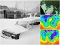 Artická zima, ktorú táto generácia ešte nezažila! Boj so snehovým peklom, nasledovalo -35 stupňov