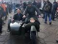 Šok na zraze motorkárov! VIDEO Policajt nezasiahol, no dobre sa zabával: Teraz čelí problémom