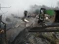 Pri požiari v Košiciach zahynuli tri deti