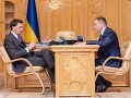Ukrajinský premiér odstúpil: Na tajnom zvukovom zázname sa kriticky vyjadroval o prezidentovi