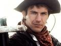 Kevin Costner vo filme Silverado (1985)